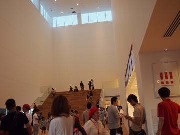 カップヌードルミュージアム内部