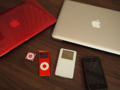 mac製品集合