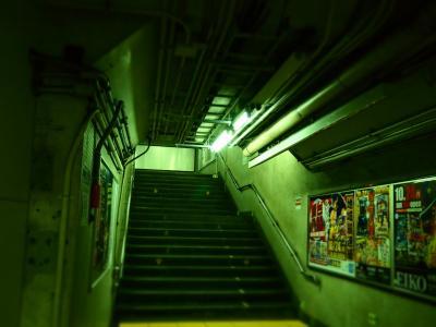 中野新橋駅5