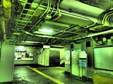 中野新橋駅2