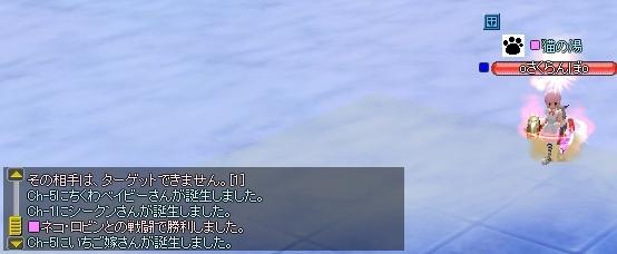ネコ・ロビン 猫の湯 ローズオンライン