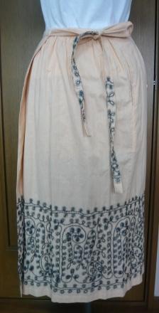 巻きスカート2