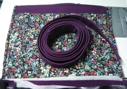 キャンバス紫2