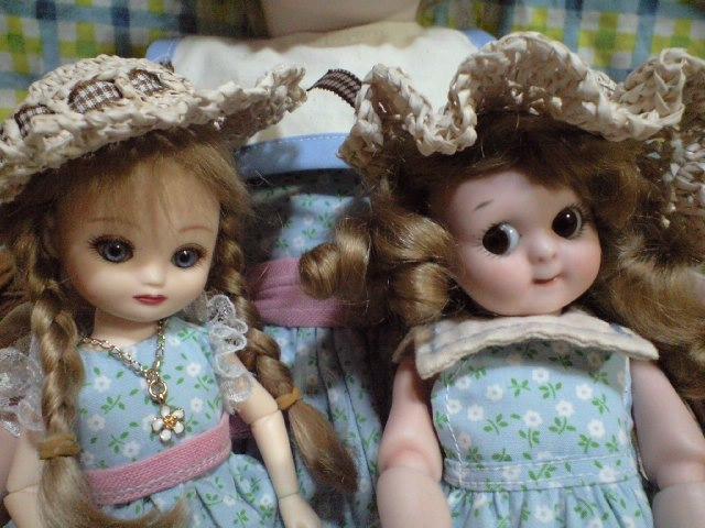 エミリーのお人形