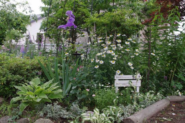 ガーデン入口