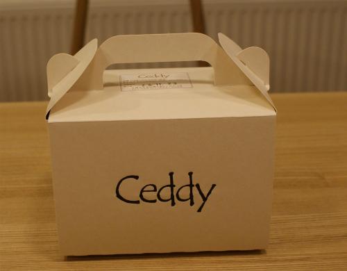Ceddyのケーキ!