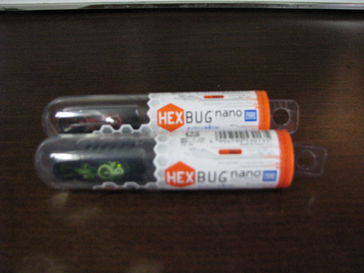 HEX BUG nano 外装