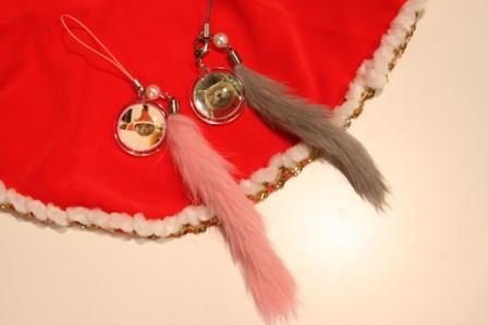 クリスマスストラップ20101214
