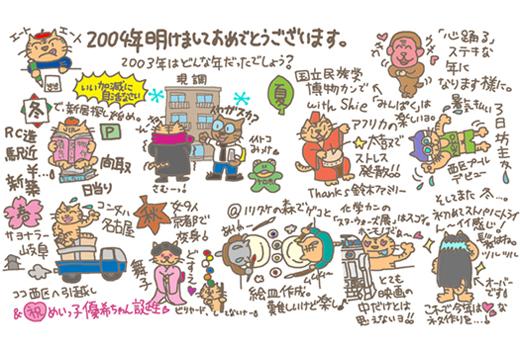 0705GSF 2004年賀