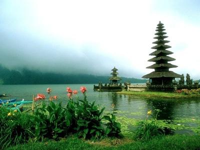 インドネシア風景