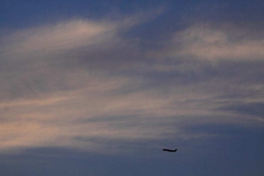 J-AIR CRJ-200ER / JAL2179 (JA209J)@下河原緑地展望デッキ