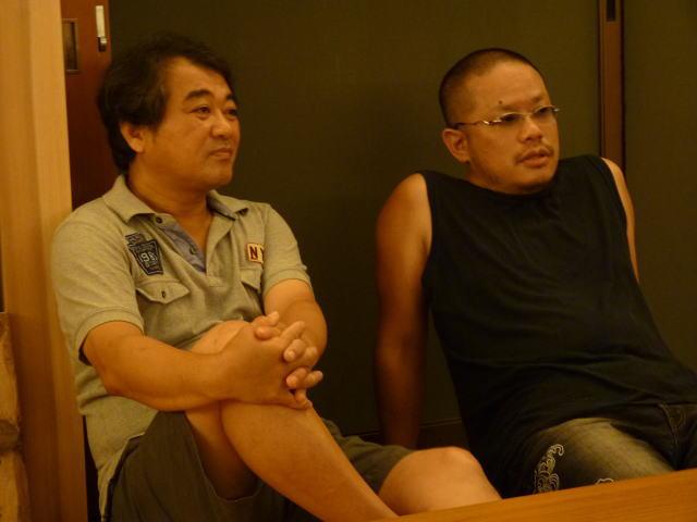 萬膳氏と 私