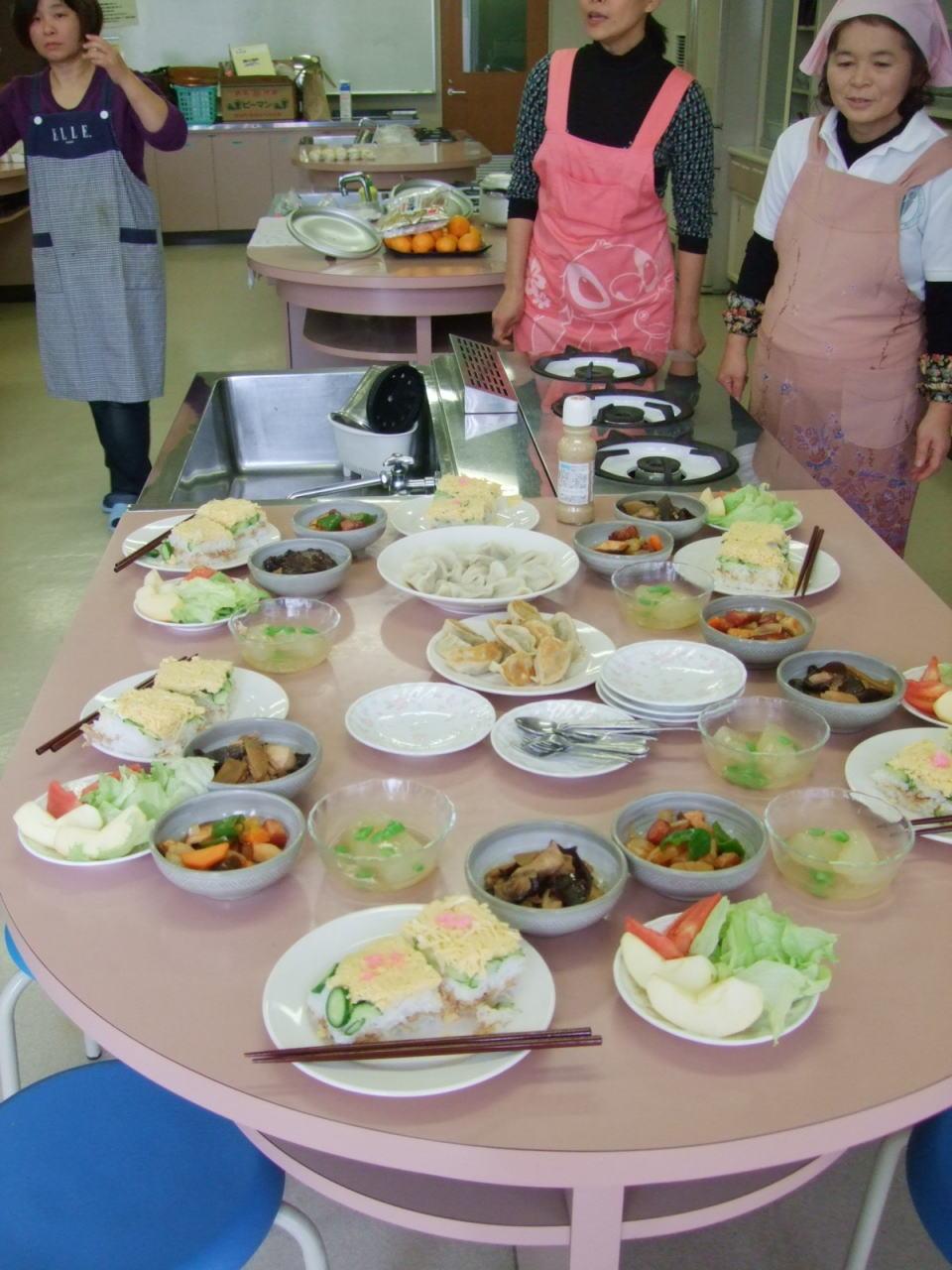 料理教室9