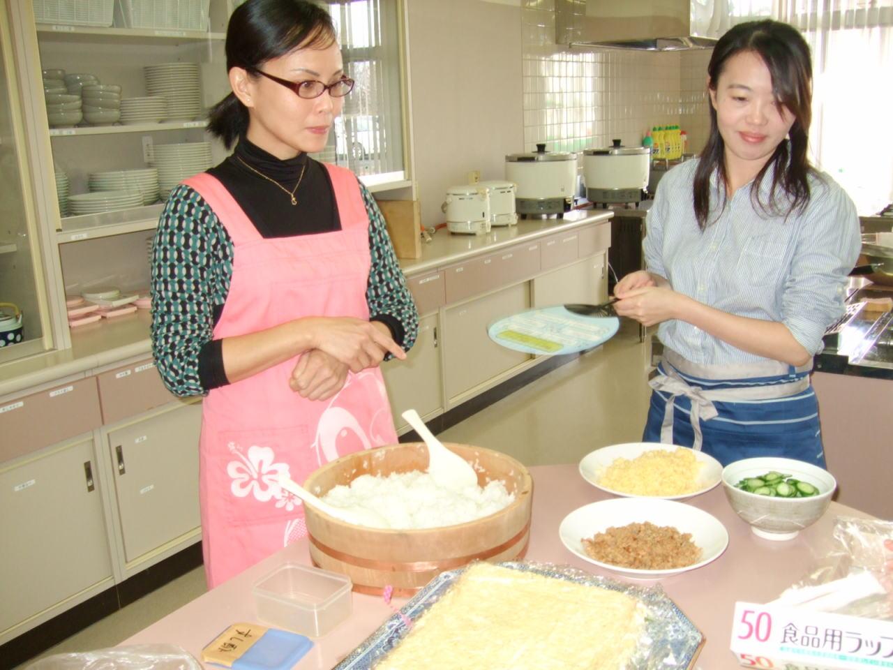 料理教室⑦
