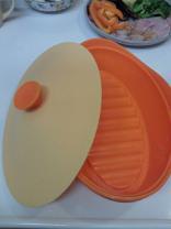 シリコン鍋