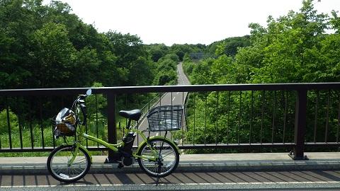札幌恵庭自転車道路①