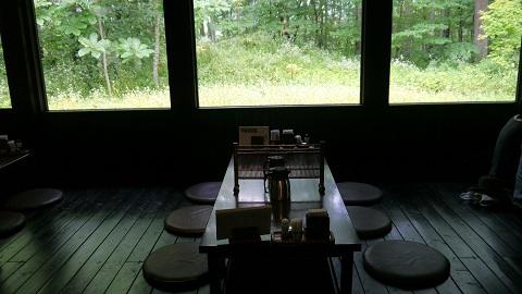 十勝千年の森 合掌造り茶屋 ほおの木