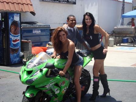 Bike wash Kelvin  ZX10