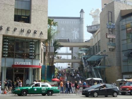 hollywood 7 shopping center