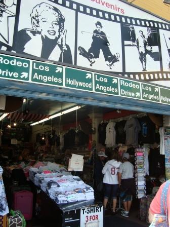 hollywood gift shop