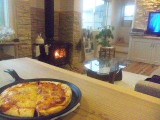 暖炉(ピザ)