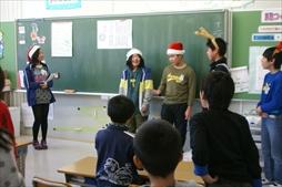 クリスマス集会2