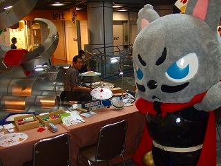 20110806 名古屋ロフト・鵜飼見送り 011