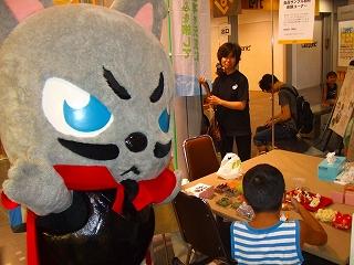 20110806 名古屋ロフト・鵜飼見送り 016