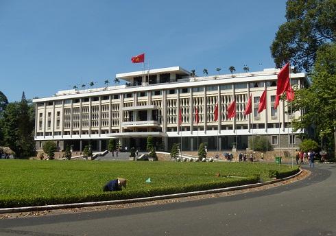 ベトナム旅行 人民委員会庁舎