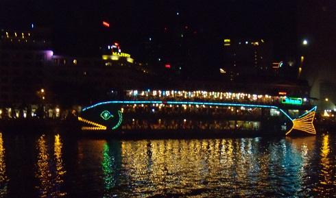 ベトナム旅行  夜景