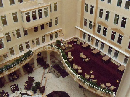 ストックホルムホテル