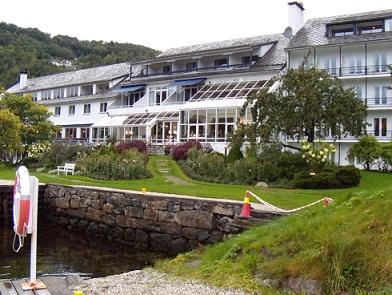 フィヨルド地区 ホテル