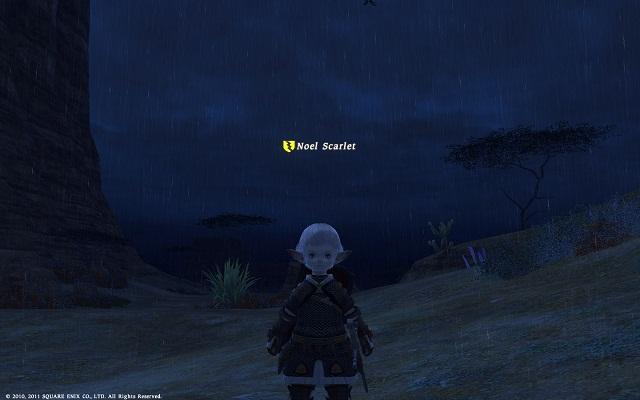 雨のちノエル