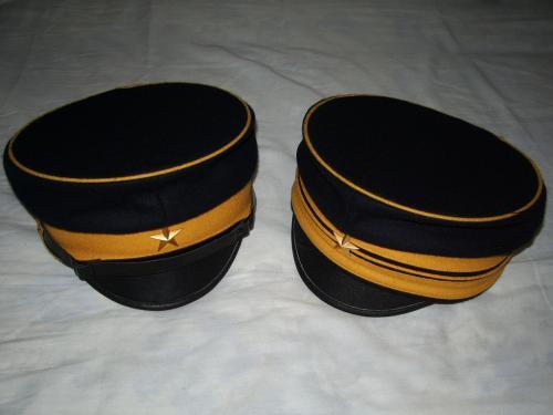 佐官用軍帽06