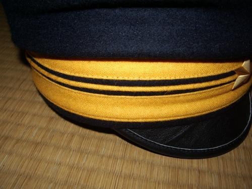 佐官用軍帽02