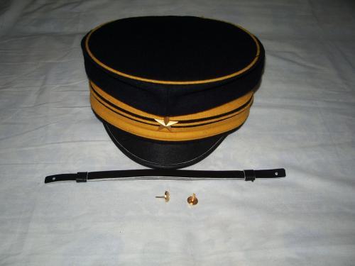 佐官用軍帽03