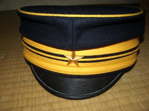 佐官用軍帽01