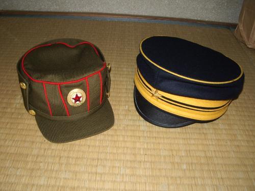 チョソン軍官軍帽01