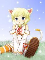 ネコさん<おでんが食べたいなぁ