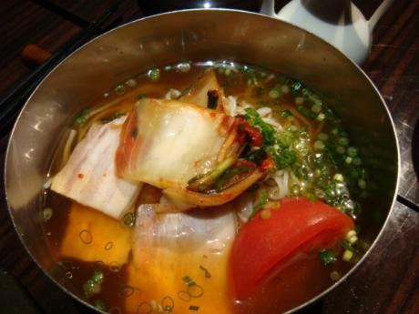とんがら冷麺201105
