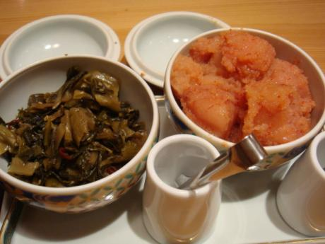 やまや明太子&辛子高菜