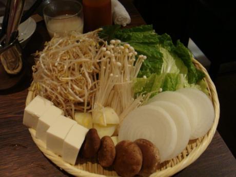 丸鶏屋野菜