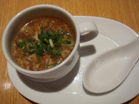 龍福 ふかひれスープ