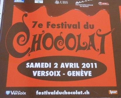 チョコ祭り 2011