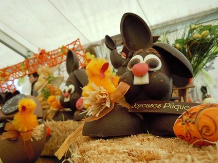 チョコ祭り