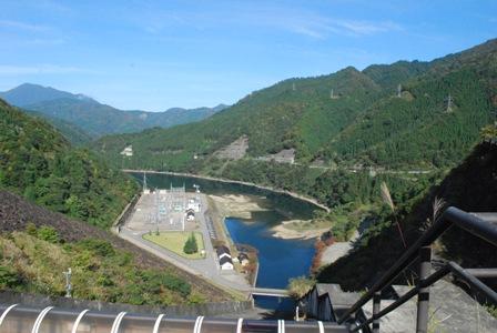 福井 九頭竜ダム