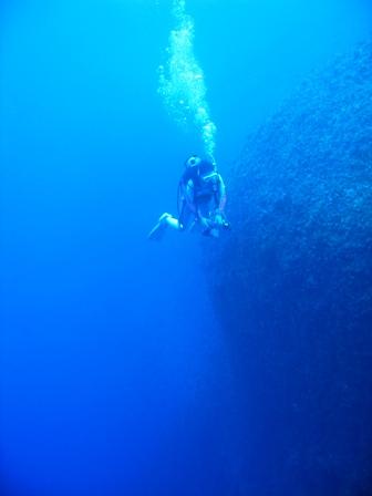 サイパン ダイビング