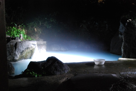 hot spring of tubame