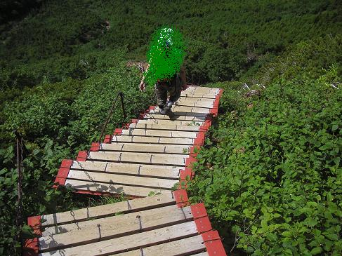 階段・・①