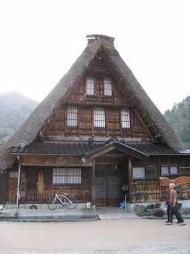 菅沼集落2